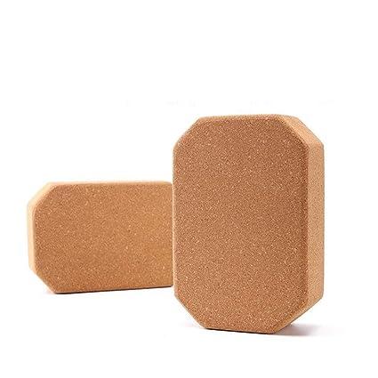 Amazon.com: Yoga Brick Full Yoga Blocks, High Density ...