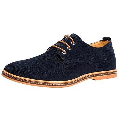 Sodial Fabricant Cotele Automne 38 39pointure Velours Chaussures Ville Lacets rHomme fr Garcon Noir 7fy6gb