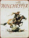 Winchester Tin Sign 12 x 16in