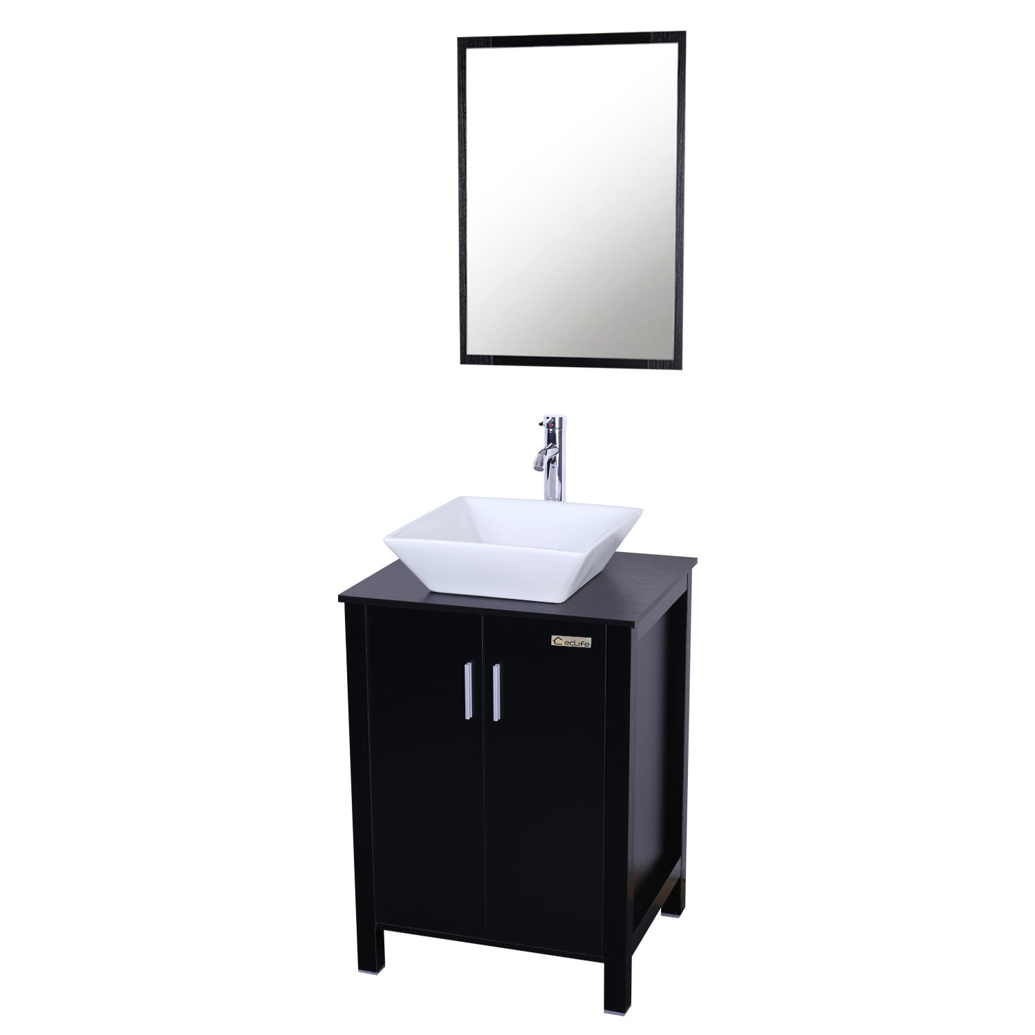 Bathroom Vanities Amazoncom Kitchen Bath Fixtures Bathroom - Wrought iron bathroom vanity stand