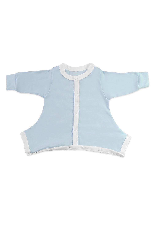 blau Hip-Pose Baby-Schlafanzug f/ür Spreizhose und Gipshosen f/ür Neugeborene 0-3 Monate