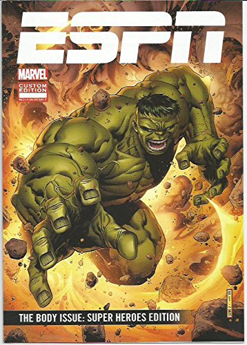 espn-the-body-issue-super-heroes-edition-comic-book-with-daredevil-captain-marvel-medusa-luke-cage-s