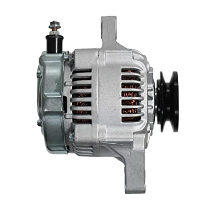 amazon com: new alternator for chevy mini 1-wire 35 amp 400-52062 12180-se:  automotive