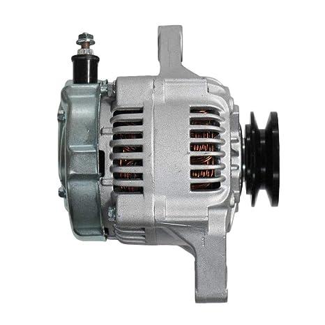 new alternador chevy mini denso street rod 1 wire 35 amp 400  alternator denso street rod race 1 wire