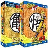 Dragon Ball, Z & GT - Intégrale des Films - 2 Coffrets