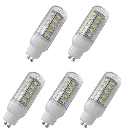 aoxdi bombillas LED maíz luz bombilla LED de bajo consumo (GU10, 6 W,