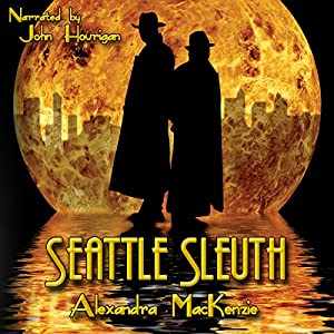 Seattle Sleuth Audiobook