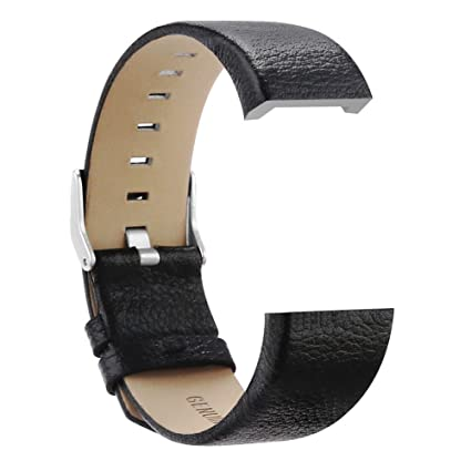 Amazon com: Fitbit Charge 2 Bands Genuine Leather Strap