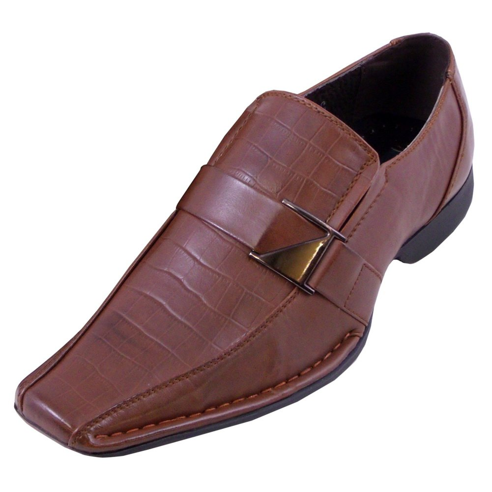 Blancho Men A-181-C Stylish Bridal Shoes Leather Shoes