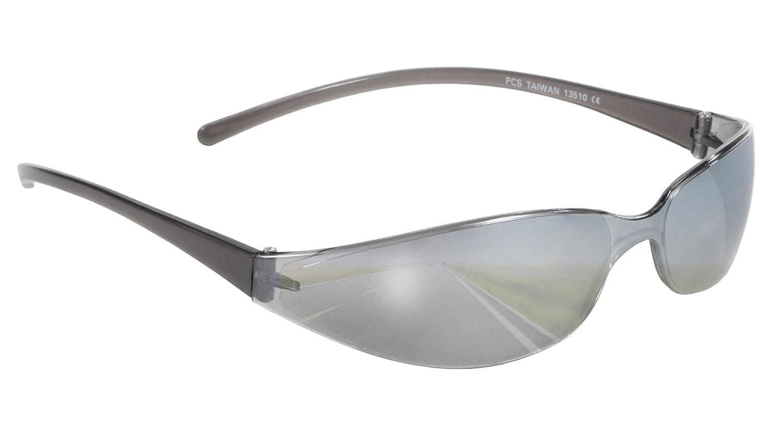 Amazon.com: Pacific Coast Skinny Joes Slim Glasses (Silver Frame ...