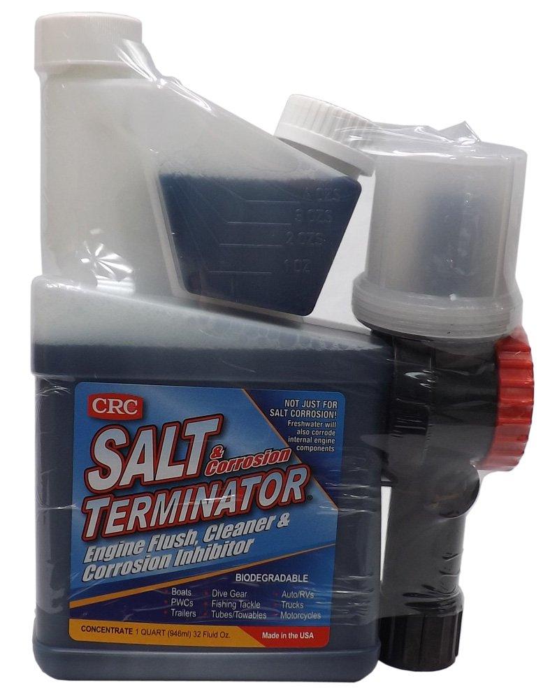 CRC SX-32M Salt Terminator Engine Flush Concentrate Mixer - 32 oz.