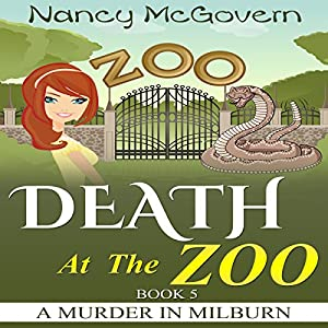 Death at the Zoo Audiobook