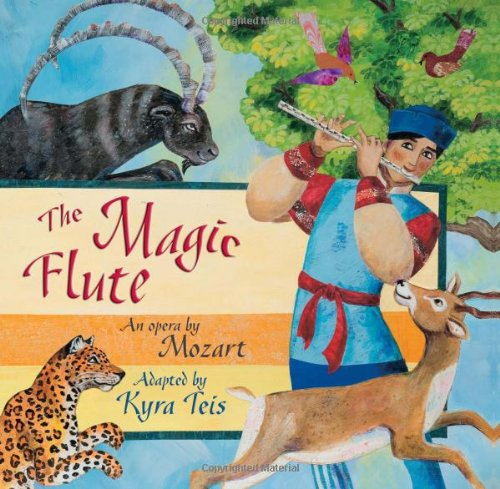 Download The Magic Flute: An Opera by Mozart pdf