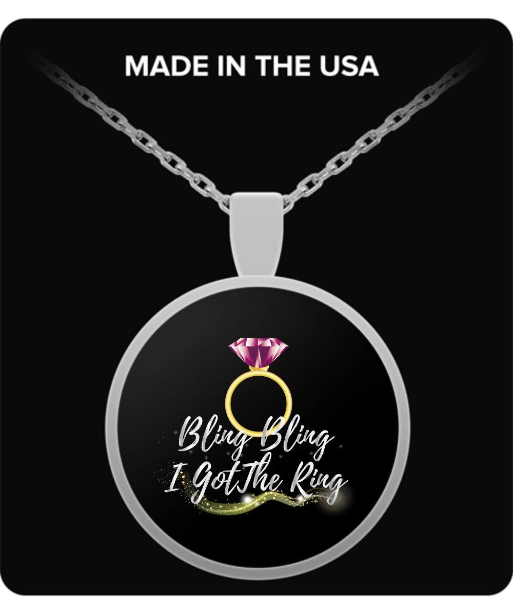 De Look Bride for Wedding - Bride to Be Necklace