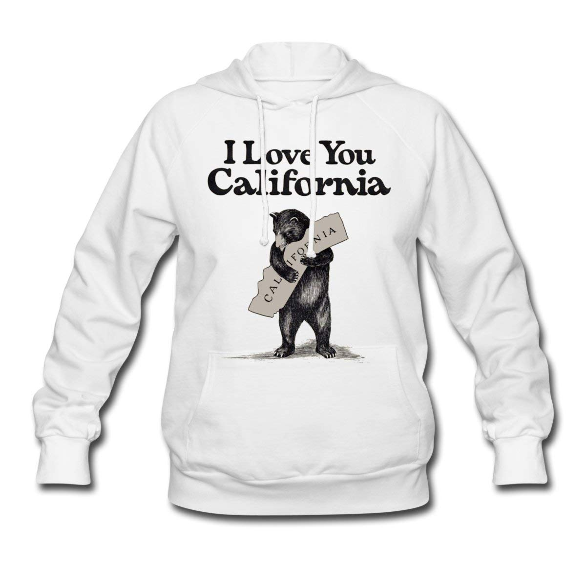 I Love You California 2382 Shirts