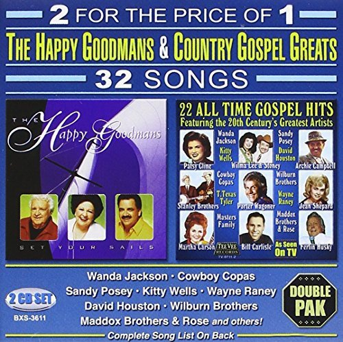 - Set Your Sails: 22 All Time Gospel Hits