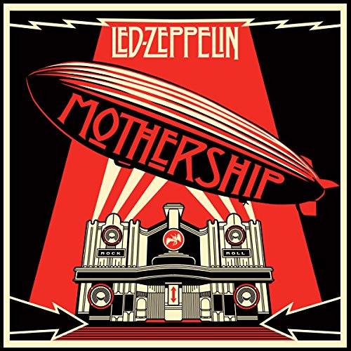 Mothership (4LP 180 Gram Vinyl) (Best Metal Albums To Own On Vinyl)