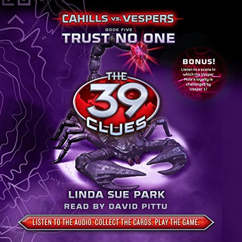 39 clues audible - 7
