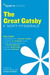 The Great Gatsby SparkNotes Literature Guide (Volume 30) (SparkNotes Literature Guide Series) Paperback