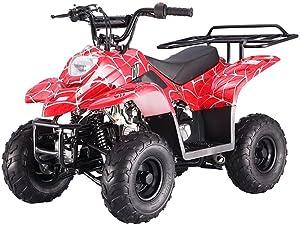 X-PRO 110cc ATV Quad Youth ATVs Quads 110cc 4 Wheeler ATVs ATV 4 Wheelers