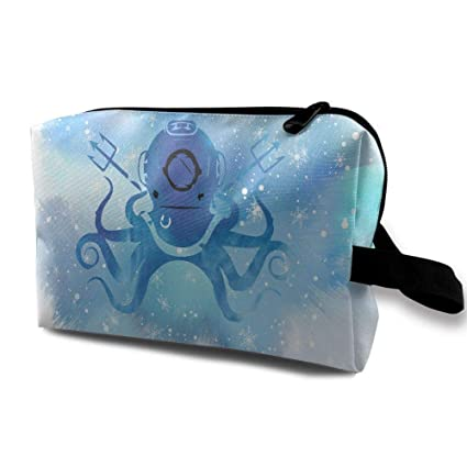 Divertido Octopus Diving Casco Buceo Buceo Bolsas de ...