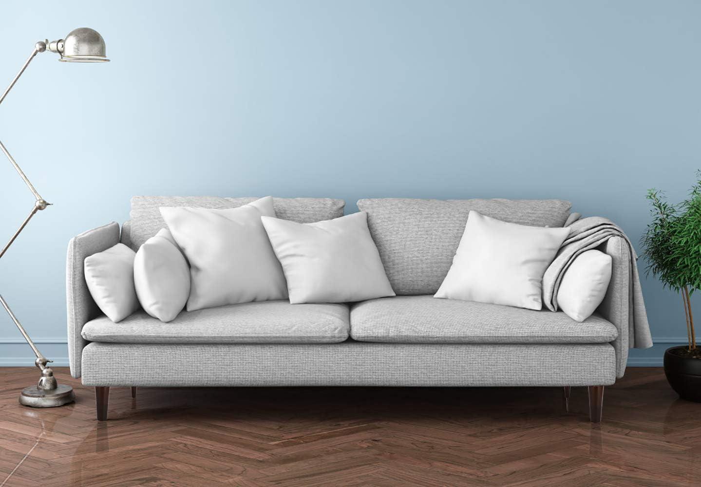 Amazon.com: Patas de madera de 6.0 in para muebles con ...
