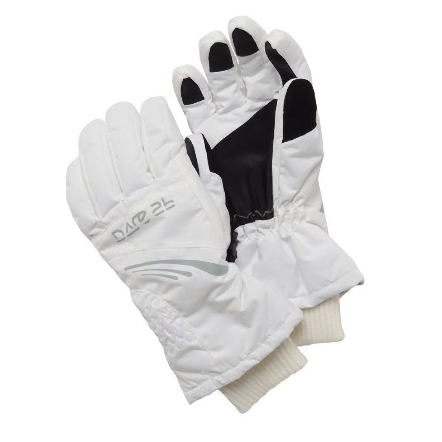 Dare 2b Swoop Glove Girls Dare2B Unisex Boys Kids White)
