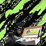 Dip Ape Green Rip Tear Illusion Hydrographics Water Transfer Hydro Dip Dipping Kit