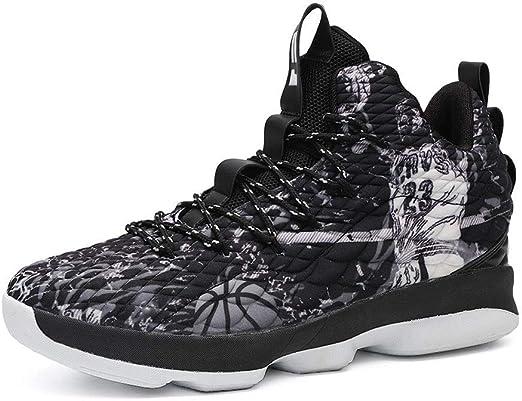 Zapatillas de Baloncesto para Hombres, amortiguación de ...