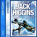 Flight of Eagles Audiobook by Jack Higgins Narrated by Jonathan Oliver