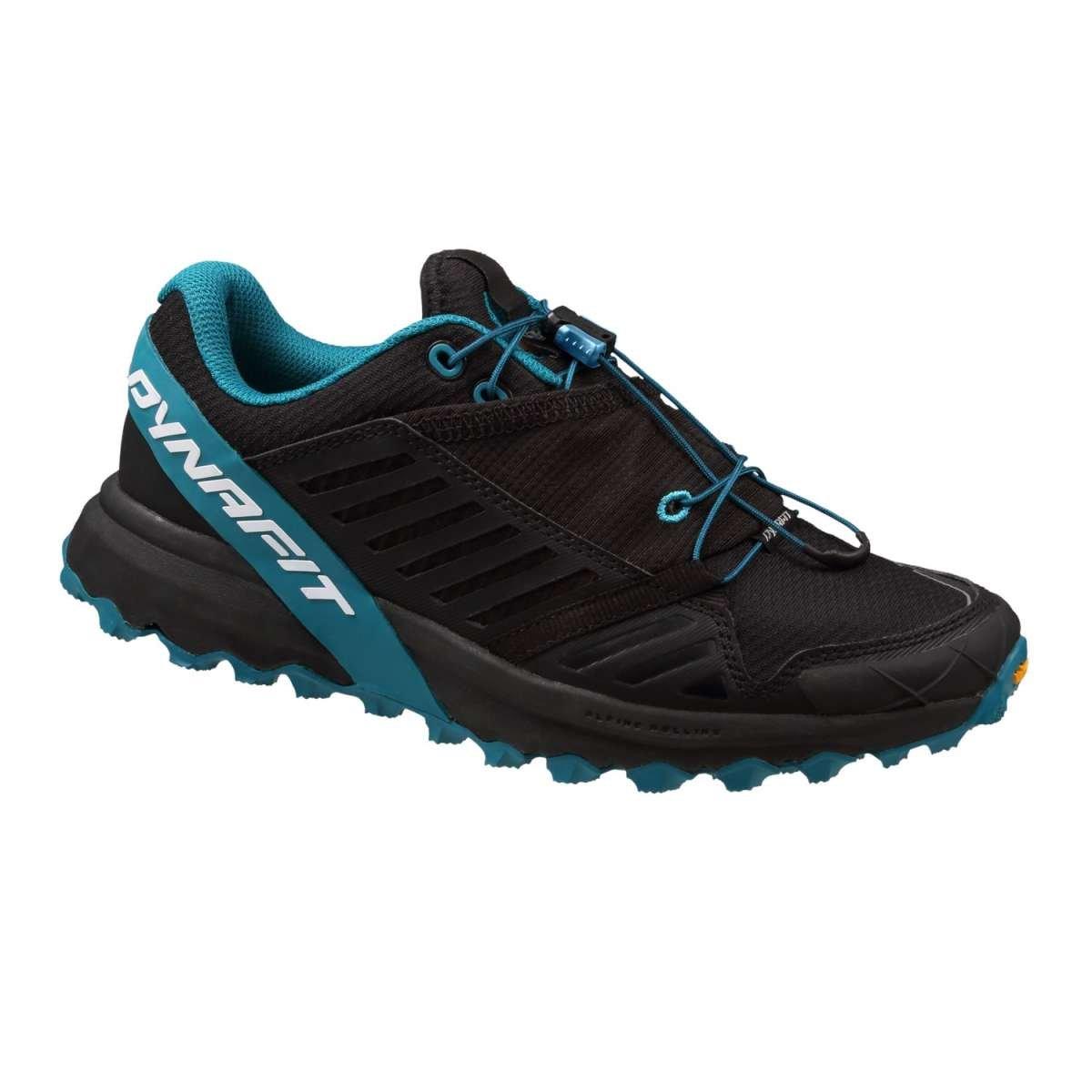 Dynafit Women's Alpine Pro Trail Running Shoes B077HH4981 8 B(M) US Black Out / Malta