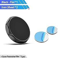 Plateforce Powerfull Universal Black Magnetic Car Mount Mobile Phone Holder for Dashboard, Windscreen or Work Desk