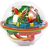MAONO 子供おもちゃ 迷路 おもちゃ ボール 迷路遊び子供の知育 3D立体知育玩具 迷路3コース 智力 迷宮 3D めいろ 迷路遊び