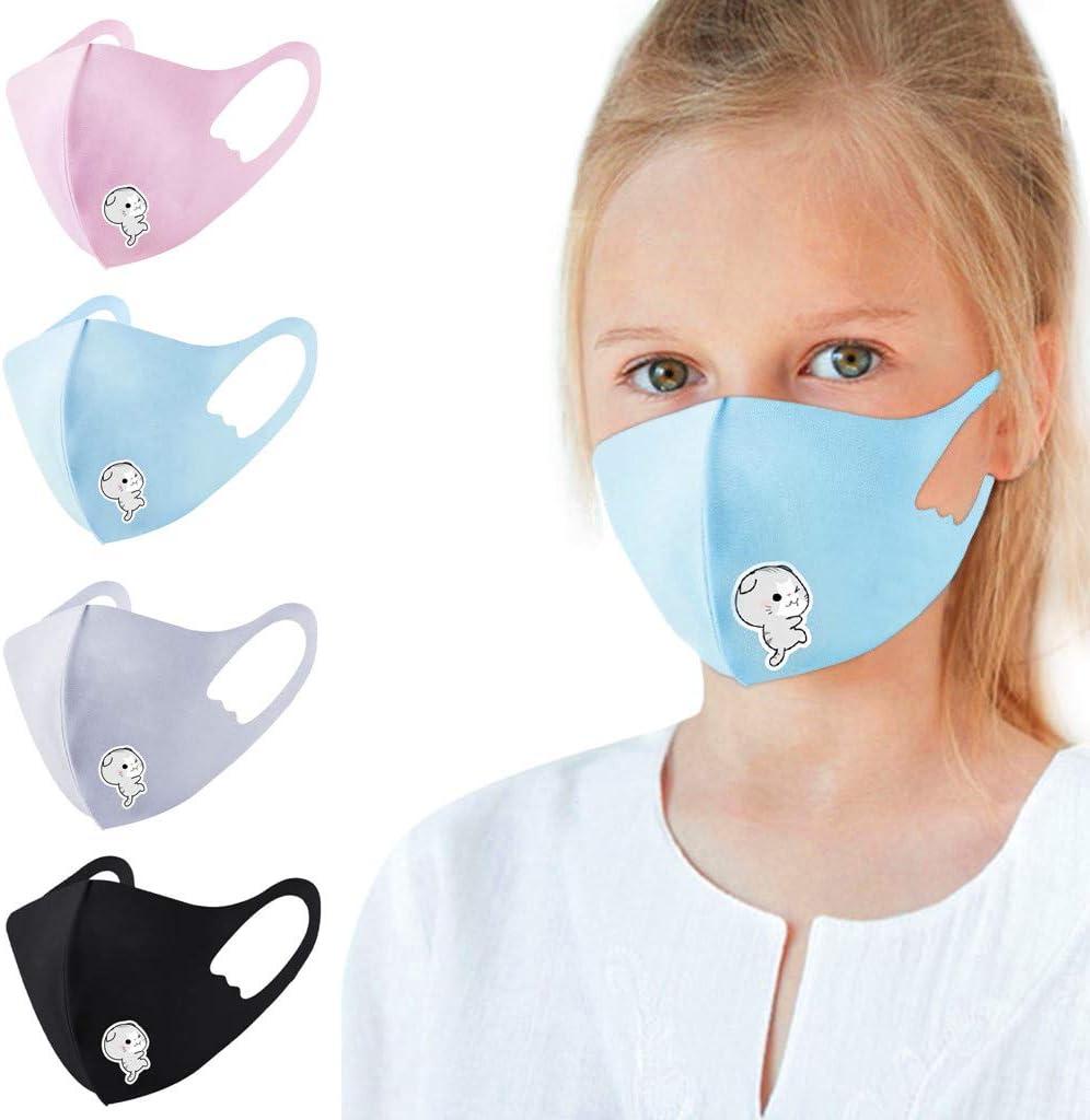 Chapeau de Protection antibu/ée pour Enfants avec Housse de Protection pour Filles et gar/çons Orange Orange Gelentea