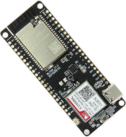 ICQUANZX T-Call V1.3ESP32 módulo de comunicación inalámbrica Antena FPC Tarjeta SIM Módulo SIM800L