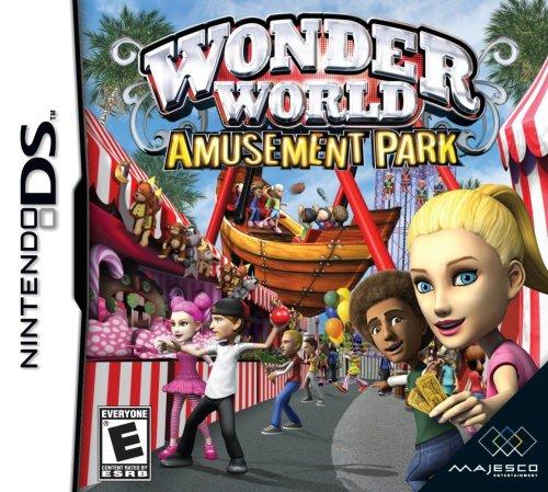 WonderWorld Amusement Park - Nintendo DS (New Carnival Games Ds)
