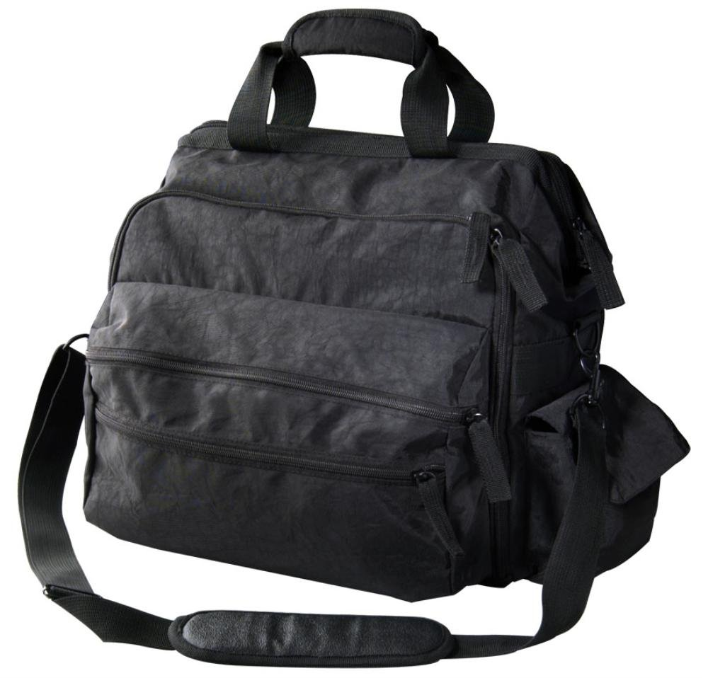 The Ultimate Nursing Bag - Black by Nurse Mates