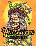 Halloween : Color Your Fright - Artist Edition Halloween Adult Coloring Book + 3 free mini posters