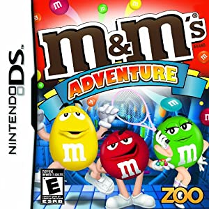 M&M's Adventure - Nintendo DS
