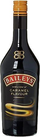El inconfundible sabor de Baileys Original Irish Cream con un voluptuoso toque de caramelo,Textura s