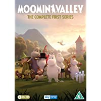 Moominvalley Complete Series 1