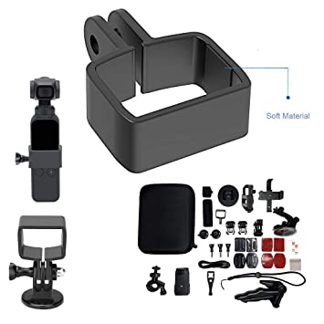 Accessories Bundle Camera Outdoor Sports Set Kit 33-in-1 for DJI OSMO Pocket