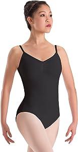 Motionwear Pinch Front Camisole Style Leotard