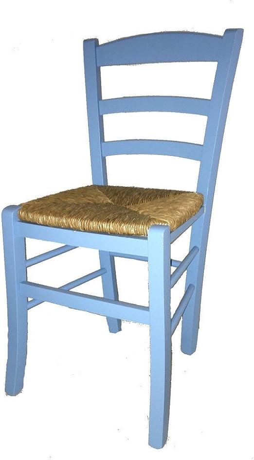 sedie legno colorate amazon