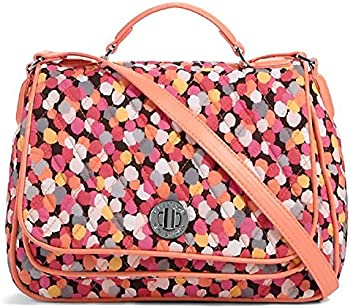 Vera Bradley Turnlock Crossbody Bag
