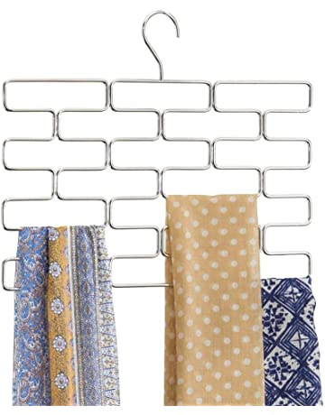 Perchas y colgadores para corbatas | Amazon.es