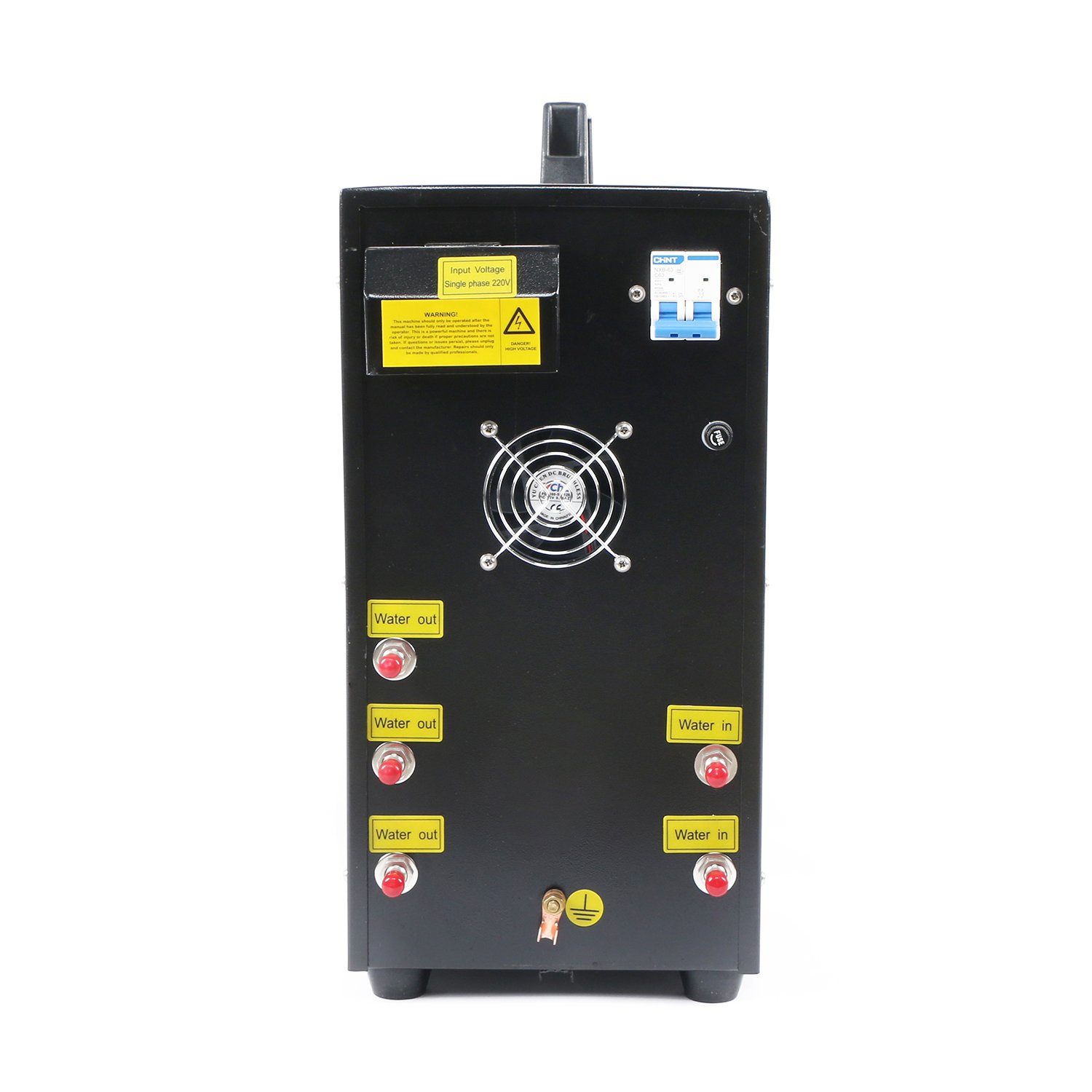 15kw 30 80 Khz High Frequency Induction Heater Furnace 220 V Circuit Heating Iii With Igbt