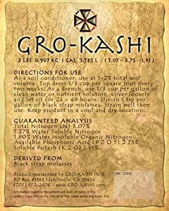 Gro-Kashi Probiotic Amendment