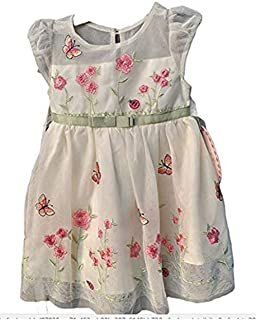 8b9bd9aac07 Amazon.com  Jona Michelle Girl s Floral Mesh Dress (4T