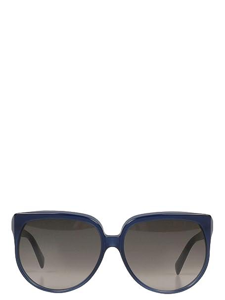 Céline Mujer 40048Cplb07yb Azul Acetato Gafas De Sol: Amazon ...
